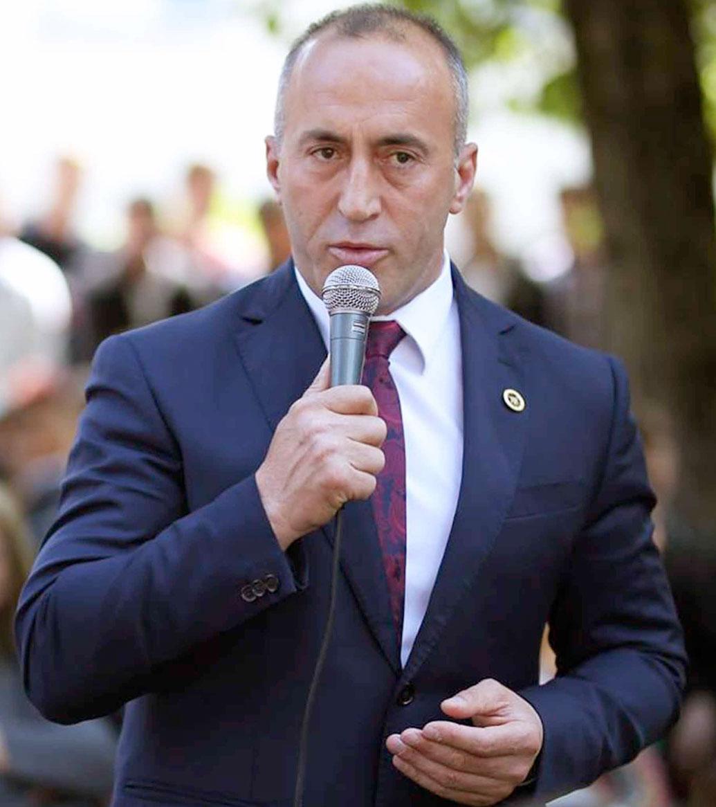 100 zotimet e Ramush Haradinaj AAK PSD Kosove Kosova