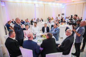 """Haradinaj tregon për çka i tha një ambasadorgjerman """"ky është një lajm i mirë"""""""