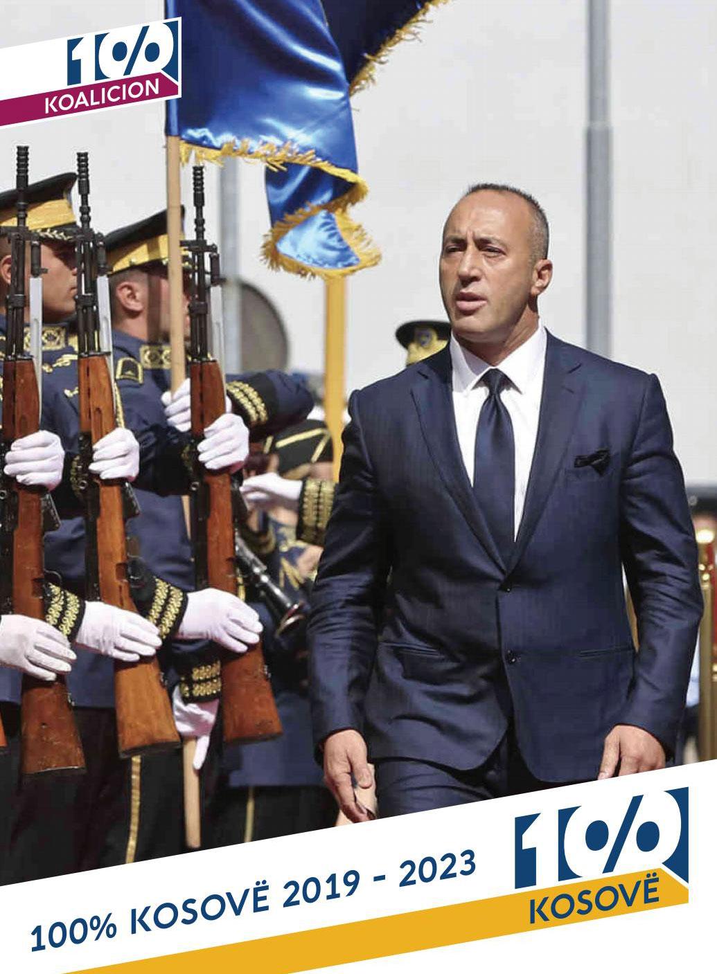AAK PSD Programi Qeverises i Kosoves Qeverisje