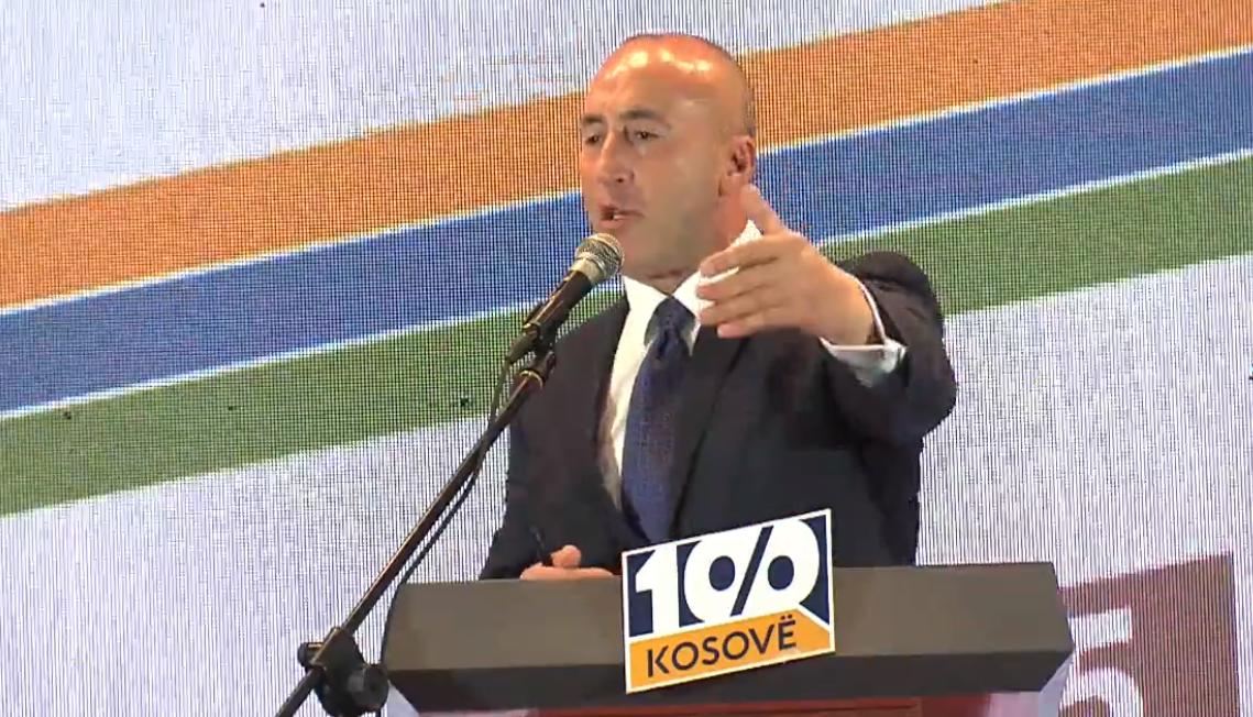 Haradinaj: Kosovau udhëhoq gabimisht nga 2008-a, e kthyem në rrugë të drejtë me miqtë ndërkombëtarë