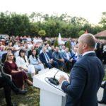 Haradinaj:Peja ka vullnet të madh për t'u bërë aksionare e konceptit 100%